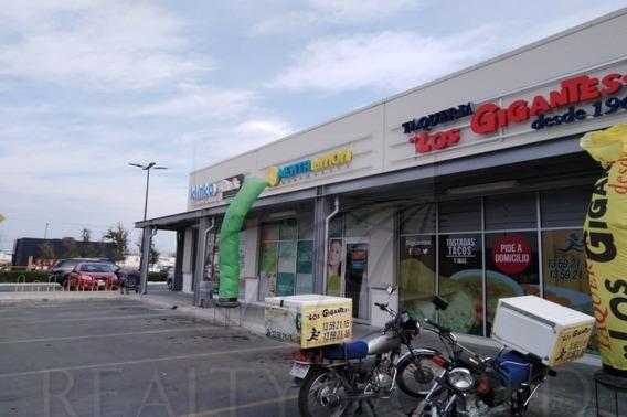 Locales En Renta En Cerradas De Anáhuac, General Escobedo