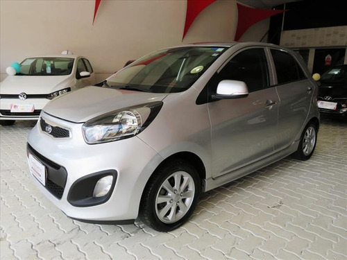 Kia Picanto 1.0 Ex 12v Flex 4p Manual  2013