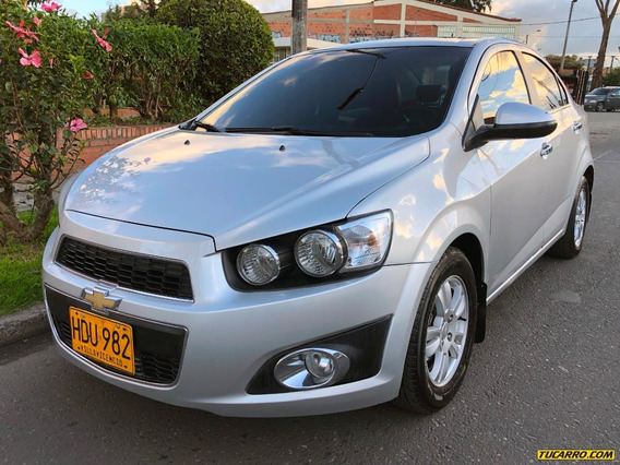 Chevrolet Sonic Ltz 1600icc Mt Aa Ab Abs Tc Dh