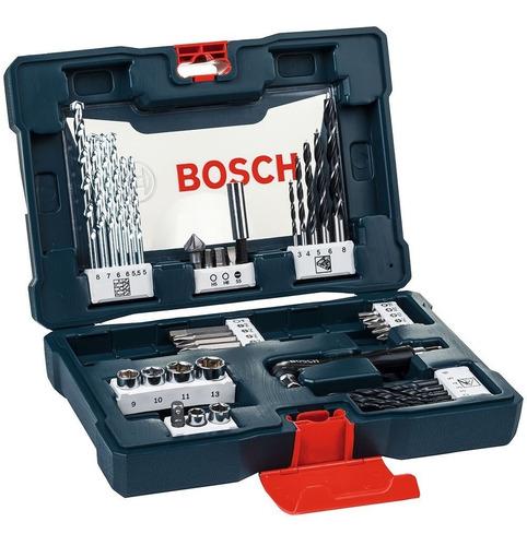 Kit De Ferramentas E Acessórios V-line Com 41 Peças -  Bosch