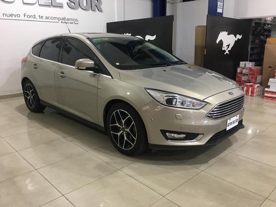 Ford Focus 2.0l Titanium Mt 2016