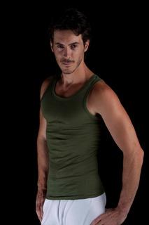 Camiseta Musculosa Morley Algodón Mercerizado Varios Colores