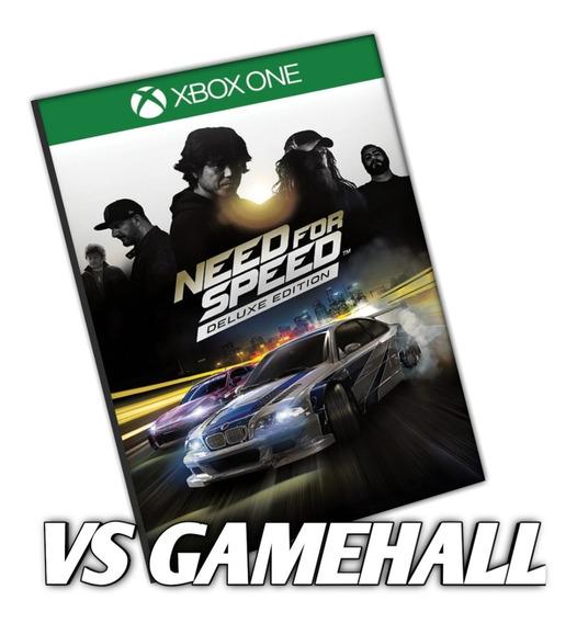 Need For Speed Xbox One Mídia Digital + Brinde
