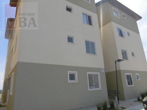 Apartamento Para Locação Em São José Dos Pinhais, Colônia Rio Grande, 2 Dormitórios, 1 Banheiro, 1 Vaga - Ap 14469-_1-1253862
