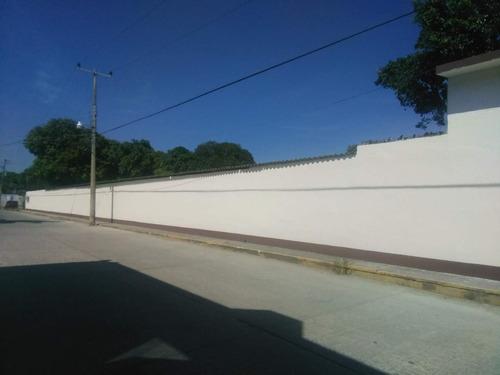 Imagen 1 de 17 de Se Vende Terreno Con Oficinas En Salina Cruz Oaxaca