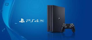Ps4 Pro 1tb Sony Consola Playstation 4 Pro 1 Tb + Juegos 4k+