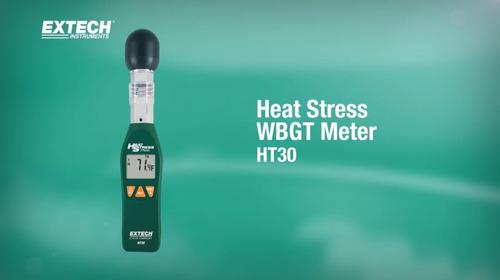 Medidor De Stres Térmico Extech Ht30