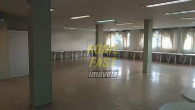 Salão Para Alugar, 260 M² Por R$ 6.000/mês - Cocaia - Guarulhos/sp - Sl0250