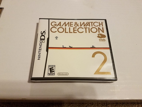 Game & Watch Collection 2 - Ds