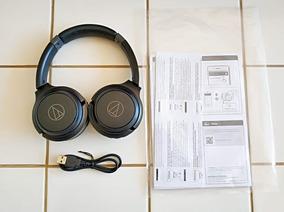 Headphone Audiotechnica Ath-s200bt Bluetooth 40 Horas S/ Fio
