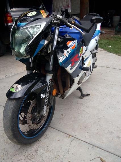 Suzuki Gsx-600