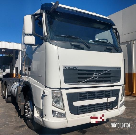 Volvo Fh12 460 2014 6x2 Automatico