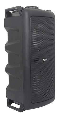 Bafle Amplificado Doble 6.5'' Ghia Spk-1655 18w