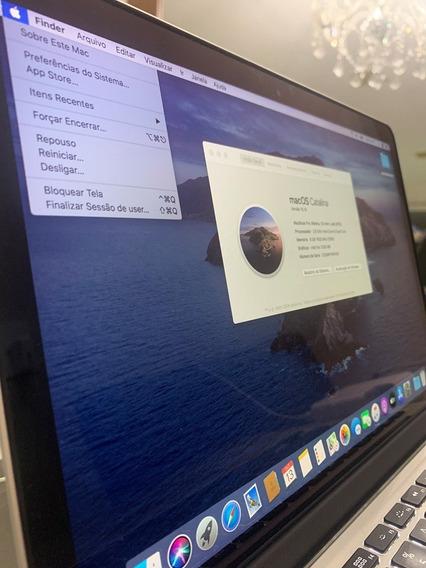 Macbook Pro Retina 13 - 1tb Ssd - 8gb