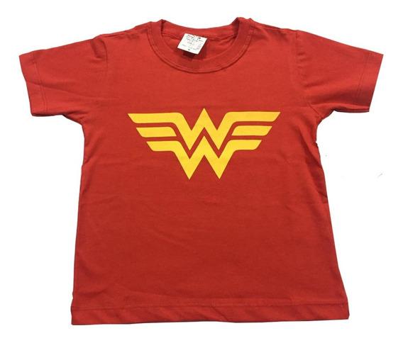 Camiseta,infantil,mulher Maravilha,kids,oferta,atacado,