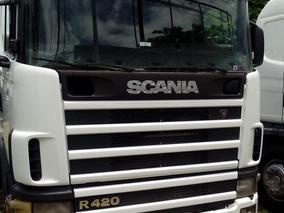 Scania 124 420 6x4 Bug-leve Unico Dono
