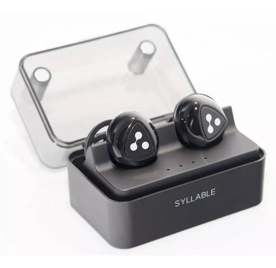 Fone Bluetooth D900 Syllable Presente Promoção Novo