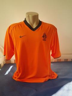 Camisa Holanda 2000