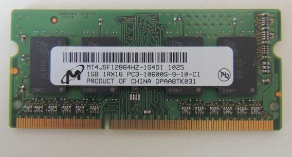 Memoria 1gb Ddr3 10600s Hp G42 215br