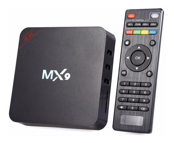 Transforme Sua Tv Em Smart- Tv Box 3gb Ram 16gb Memória