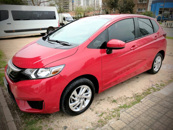 Honda Fit 2015 1.5 Lx Mt