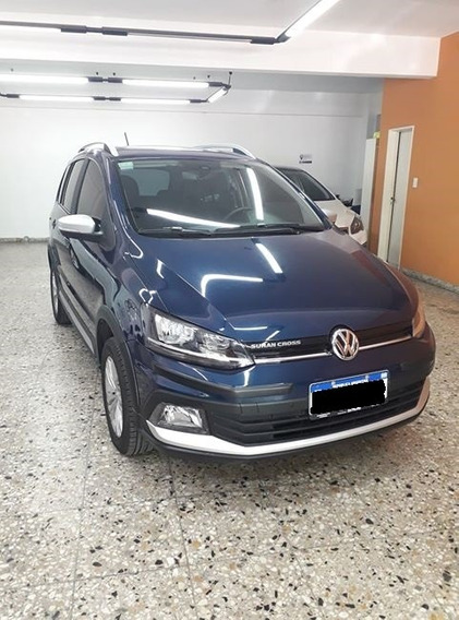 Volkswagen Suran Cross Highline 2019