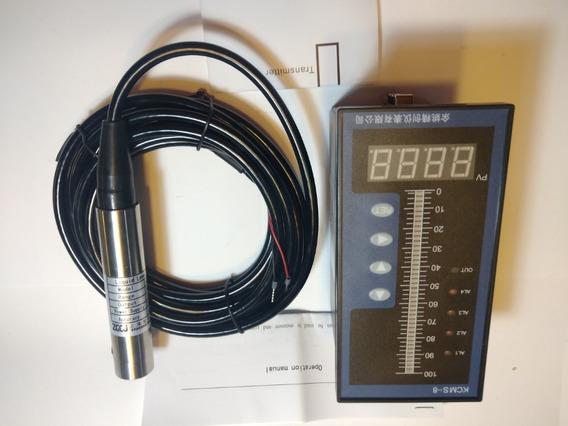Modúlo + Sensor De Nível De Água Kcms-8 (4 Alarmes) Promo