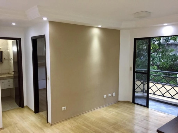 Ótimo Apartamento À Venda Na Bela Vista - 45m² - 1 Dorm