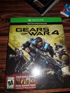 Gears Of War 4 Edicion Coleccionista