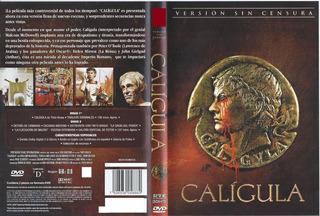 Calígula De Tinto Brass Versión Sin Censura Dvd Nacional