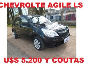 Chevrolet Agile Excelente Estado Oportunidad!!!!