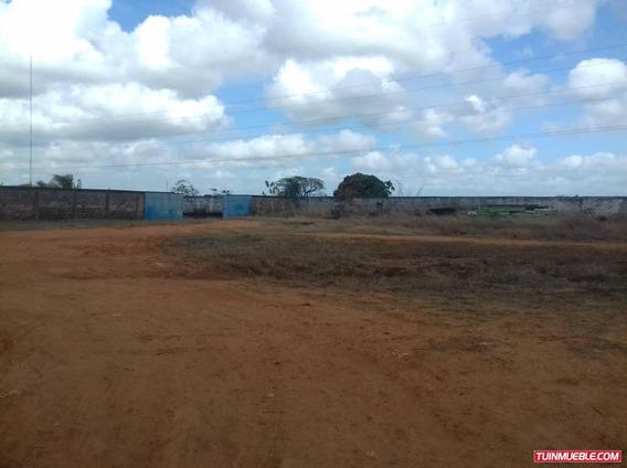 Terrenos En Venta Zona Industrial,carretera Vinotinto