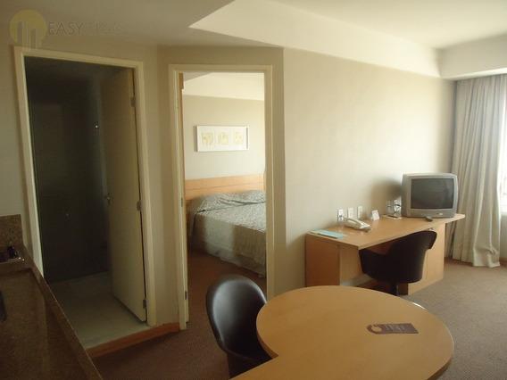 Flat Para Aluguel, 1 Dormitórios, Vila Moreira - Guarulhos - 919