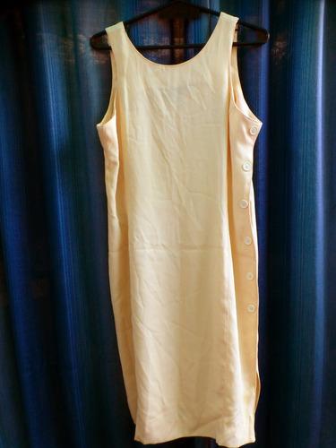 Conjunto Importado De Vestido Y Blazer San Angel Inn Talle M