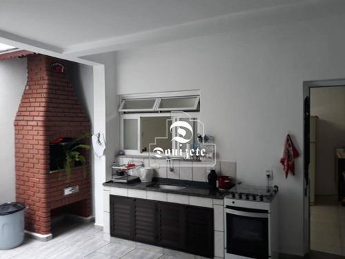 Sobrado Com 3 Dormitórios À Venda, 166 M² Por R$ 1.099.900,00 - Jardim - Santo André/sp - So2478