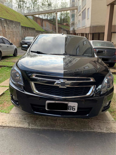 Imagem 1 de 7 de Chevrolet Cobalt 2013 1.8 Ltz Aut. 4p