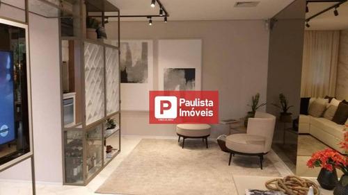 Apartamento À Venda, 83 M² Por R$ 760.000,00 - Santo Amaro - São Paulo/sp - Ap32201