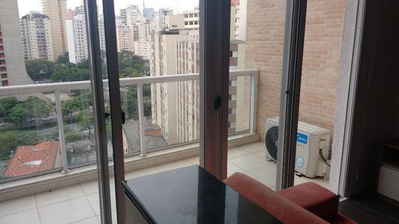 Loft Com 1 Dormitório À Venda, 55 M² Por R$ 600.000,00 - Vila Mariana - São Paulo/sp - Lf0008