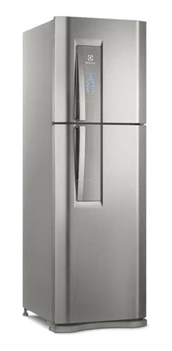 Geladeira/refrigerador 402 Litros 2 Portas Platinum - Electrolux - 220v - Df44s