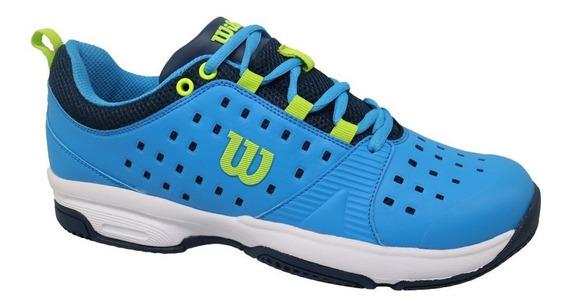 Zapatillas Wilson Set Hombre Tenis Padel