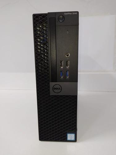Cpu Dell Optiplex 3040 Core I3-6 ° 4gb Ssd 120gb  W10 Envio