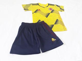 Uniforme Fútbol Niños Copa América Colombia Argentina Messi