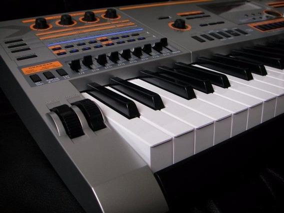 Teclado Casio Sintetizador Xw P1 - Maxcomp