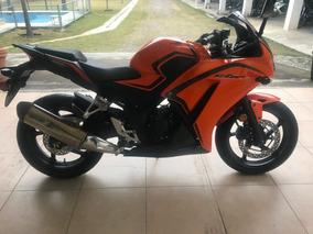 Honda Cbr 300 Rr Ano 2016 Casi Nueva Yamaha Suzuki Kawasaki