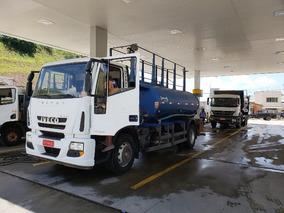 Iveco Tector 170 E 22 Ano 2015 Tanque Pipa Gascom 10.000 L