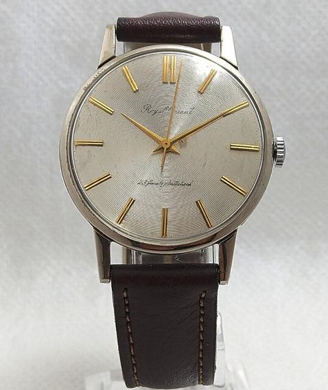 Relógio Royal Orient 23 Jóias Corda Manual Raridade 1958