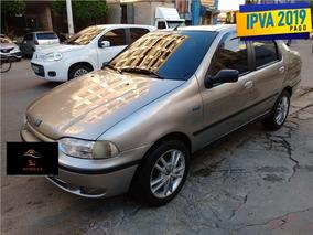 Fiat Siena 1.6 Mpi Stile 16v Gasolina 4p Manual