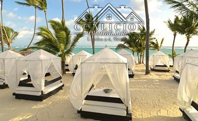 Coalicion Vende Aptos Nuevo En Blue Beach En Punta Cana
