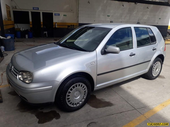 Volkswagen Golf Confortline Mt 1600cc