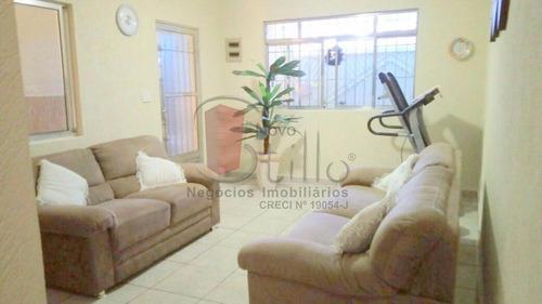 Imagem 1 de 15 de Casa - Parque Cruzeiro Do Sul - Ref: 4287 - V-4287